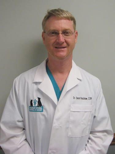 Glenn Bradshaw Jr. DVM, CCRP